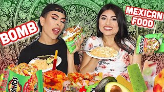 ULTIMATE MEXICAN FOOD MUKBANG | Louie