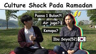 Menurut Ibu Saya, Ramadan Itu.. : Reaksi Orang Korea  Dengar Tentang Ramadan