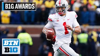 B1G Offensive Player of Year/QB of the Year: Ohio State QB Justin Fields | B1G Football