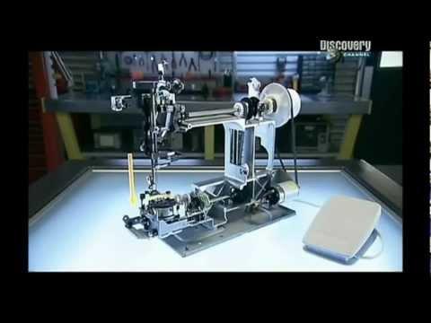 Устройство и работа швейной машины