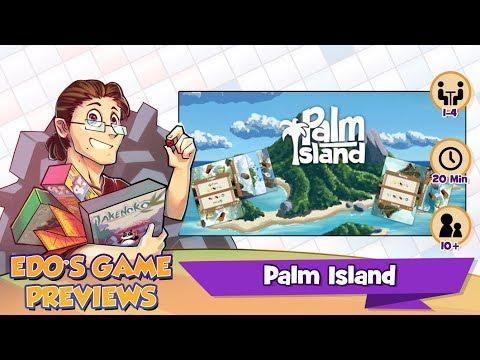 Edo's Palm Island Review (KS Preview)