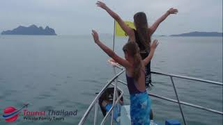 Thailand With Kids  Best Family Vacation