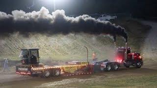 Limited Pro Stock Semi Pulling Trucks Luray Va 6-1-19