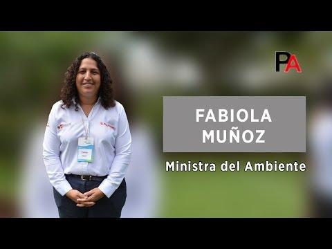 Ministra Fabiola Muñoz: Lanzamiento Plataforma Huella de Carbono Perú