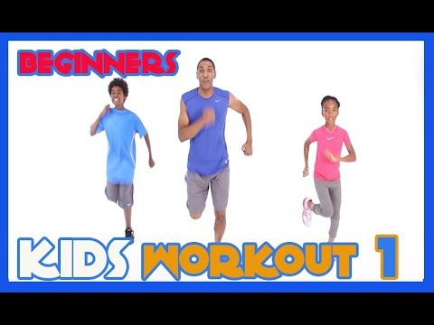 Kids workout 1 Beginners