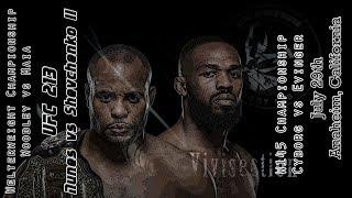 The MMA Vivisection - UFC 214: Cormier vs. Jones II picks, odds, & analysis