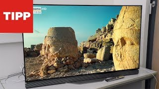 LG-OLED-TV: Das sind die besten Einstellungen