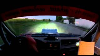 preview picture of video '27.Rallye Sulinger Land 2014 - Kallensee / Stützer - Opel Corsa A - WP2 - Sulingen'