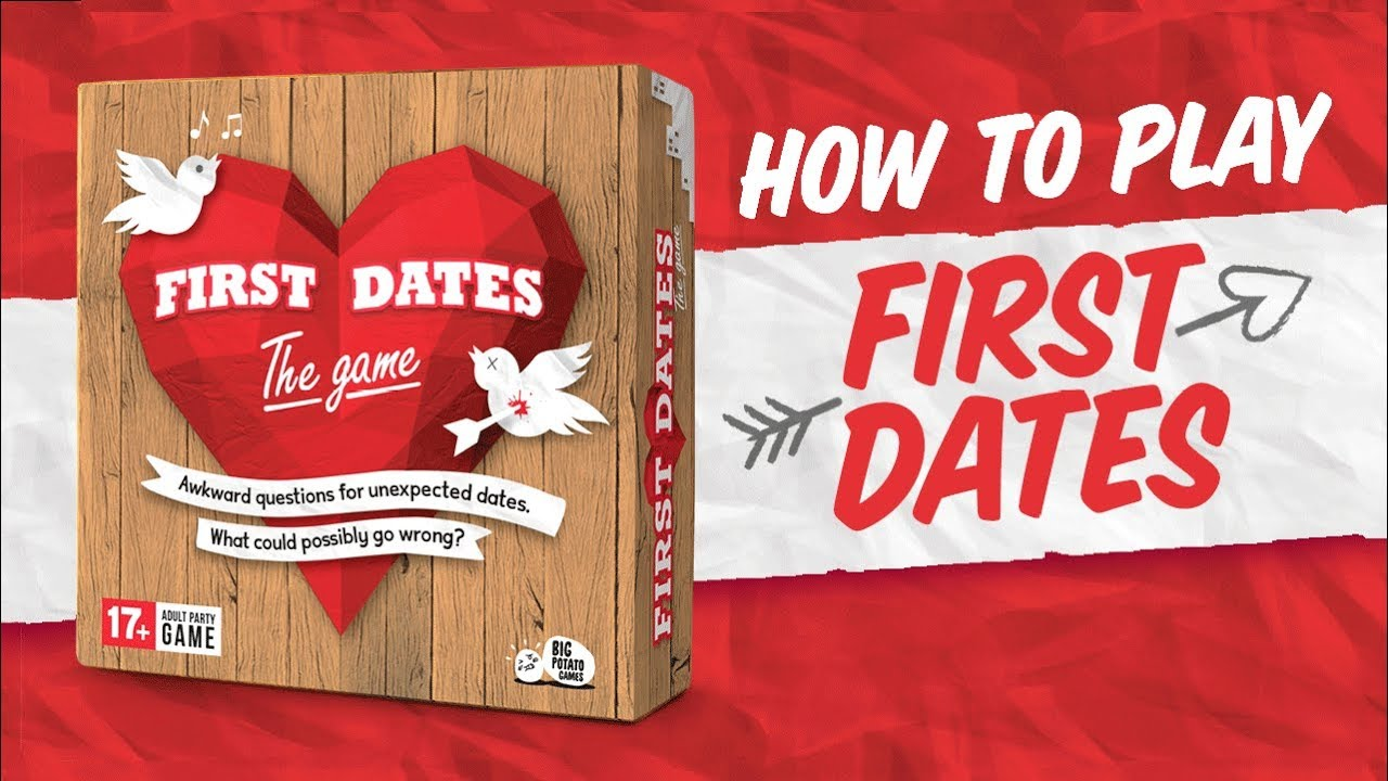 How to Play the First Dates Adult Party Game