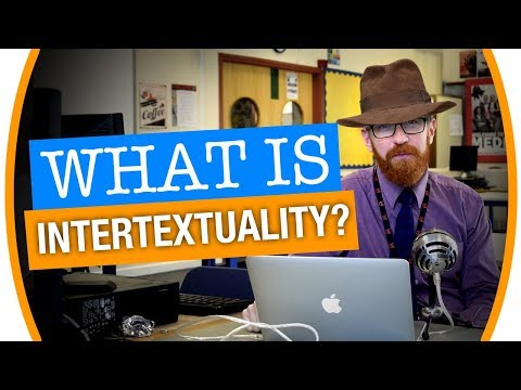 What is intertextuality? Media concept explained!