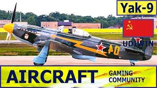 Итак, история Як-9 началась в середине 1942 года, когда в КБ Яковлева приступили к глубокой  модернизации истребителя Як-7б, как самого лучшего на то время. Для самолета, получившего  название Як-7ДИ спроектировали цельнометаллический
