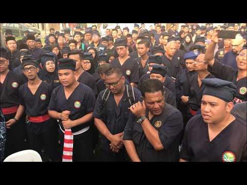 Himpunan Raksaksa Guru-Guru Silat Negara : Selawat Badriyah