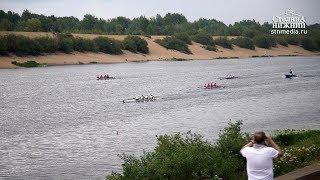 Первенство России по гребному спорту стартовало в Нижнем Новгороде