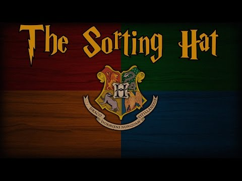 The Re-sorting || Harry Potter - Let The Sorting Begin