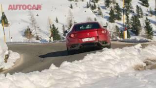 [Autocar] Ferrari FF tested