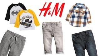 Покупки ДЕТСКОЙ ОДЕЖДЫ: стильно, КАЧЕСТВЕННО и ДЕШЕВО / H&M / ПАРКА для мамы и папы Stockmann
