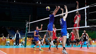 TOP 20 Spike Fake   Incredible Volleyball Moments (HD)