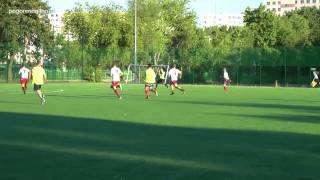 preview picture of video 'Cuiavia Inowrocław 4:1 Pogoń Mogilno (sparing)'