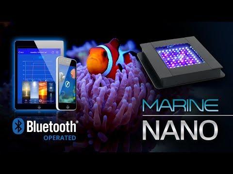 Hersteller-Video Fluval Nano Marine 3.0 LED (EN)