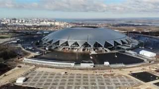 "27 апреля 2018 года / стадион ""Самара Арена"" #Samara #Russia"