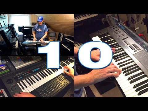 10 Synth Riffs That Shook the World