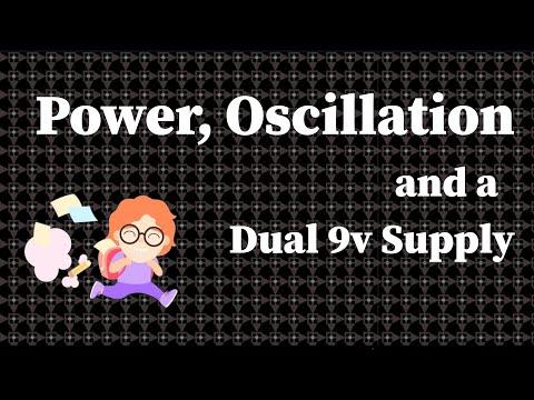 Power And Oscillation, a Primer (The Noyz Ep 02)