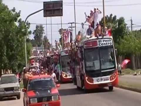 """""""En Santa Fe Hay una Banda La de Unión y nada mas..."""" Barra: La Barra de la Bomba • Club: Unión de Santa Fe"""