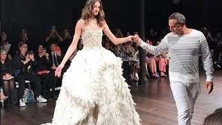 Naeem Khan Spring 2018 Bridal Collection | New York Bridal Week 2017