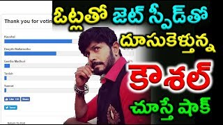 Kaushal First Place In Bigg Boss 2 Telugu Voting Now