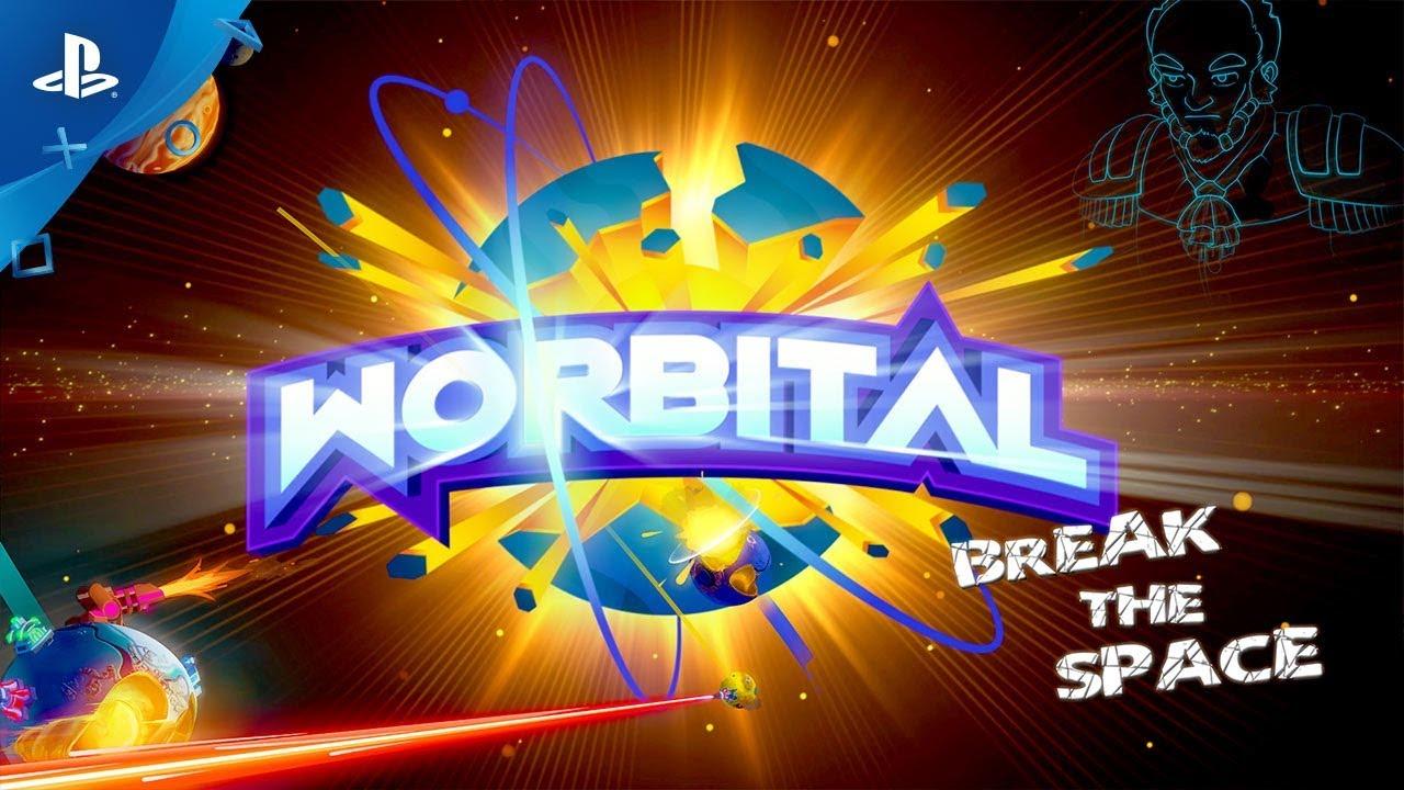 Parliamo del caos cosmico di Worbital, disponibile ora per PS4