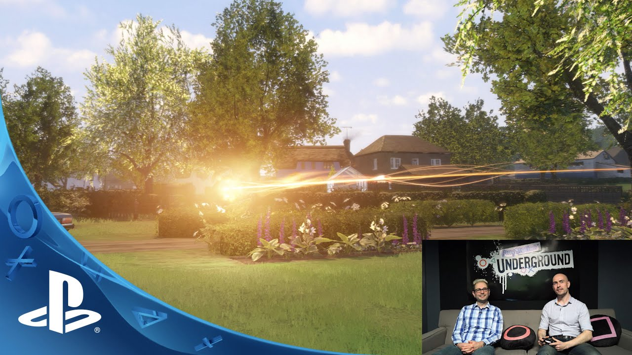 PlayStation Underground: Everybody's Gone to the Rapture
