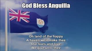 National Anthem of Anguilla (God Bless Anguilla) - Nightcore Style With Lyrics
