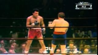 Muhammad Ali vs Oscar Bonavena