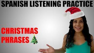 Spanish Christmas Phrases