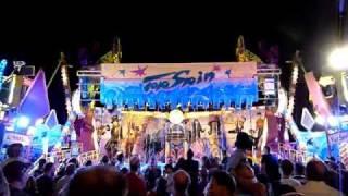 preview picture of video 'Top Spin [TopSpin2 - Huss] Kollmann - Bopfingen Ipfmesse 2011'