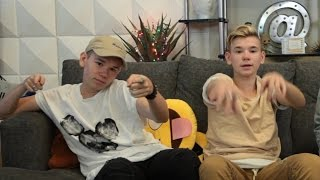 Marcus & Martinus PERFORM 'Without You' LIVE | The Ear.ly Show