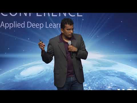 Dileep George at AI Frontiers 2017:Opportunities and challenges for robot manipulation