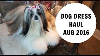 DOG DRESS HAUL