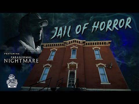 Paranormal Quest Team Up With Paranormal Nightmare To Investigate Jail Of Horror