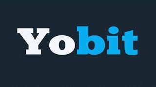 Обзор и работа на бирже криптовалют + Много бонусов Yobit. net