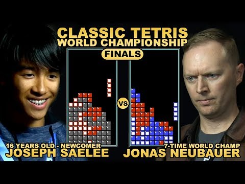 Download 16 Y/O UNDERDOG vs. 7-TIME CHAMP - Classic Tetris World Championship 2018 Final Round HD Mp4 3GP Video and MP3