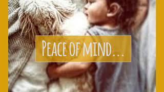 #WednesdayWellness - Peace Of Mind