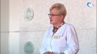 Главврач Новгородской областной больницы Алла Хорошевская сообщила об увольнении