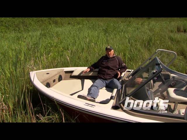 2013 Crestliner 1850 Super Hawk Fish and Ski Boat Review / Performance Test