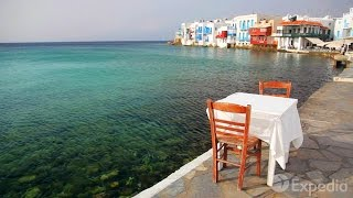 preview picture of video 'Mykonos Vacation Travel Guide | Expedia'