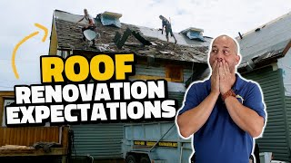 Step by Step Roof Renovation | DIY Guide