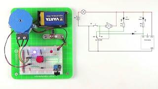 Digitaal Lesmateriaal: Robotica elektronica in anderhalve minuut.
