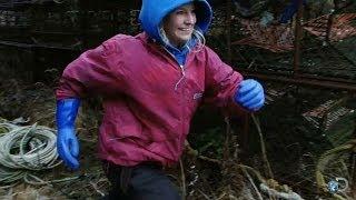 Female Deckhand Hazed by Crab Fishing Crew | Deadliest Catch