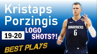 Kristaps Porzingis🦄2019-20 Season BEST Highlights (Part 1) - Dallas Mavericks