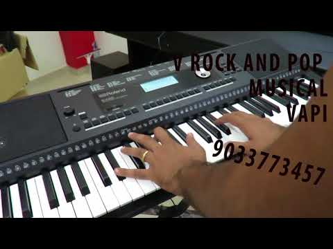 ROLAND E-X20 INDIAN ARRANGER UNBOXING AND INDIAN REVIEW - V